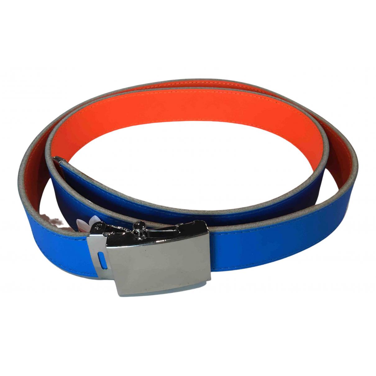 Comme Des Garcons N Multicolour Leather belt for Women M International