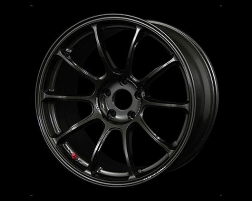Volk Racing WKZAC15EDX ZE40 Wheel 18x10.5 5x114.3 15mm Diamond Dark Gunmetal