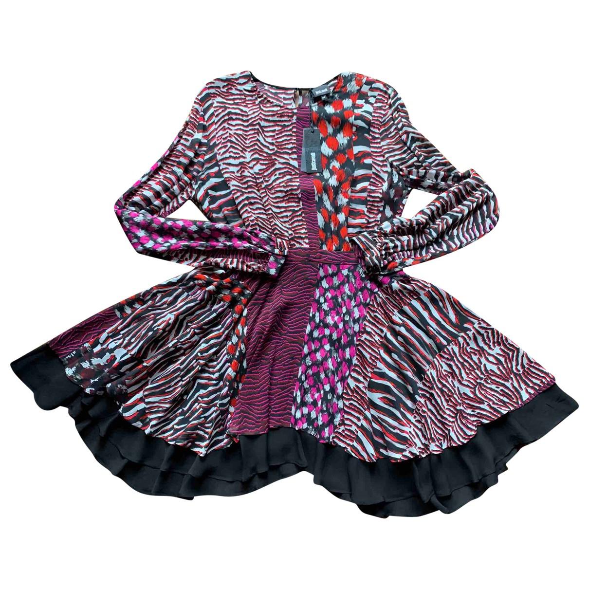 Just Cavalli N Black dress for Women 44 IT