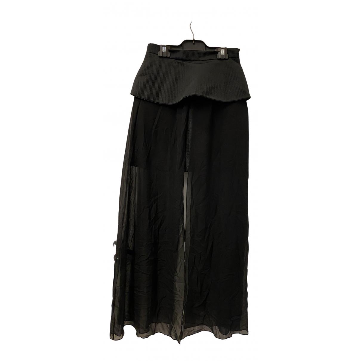 Sass & Bide - Jupe   pour femme en soie - noir