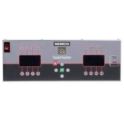 2550-16 TaskMaster Digital 16 Channel Commercial Kitchen Countdown Timer  in