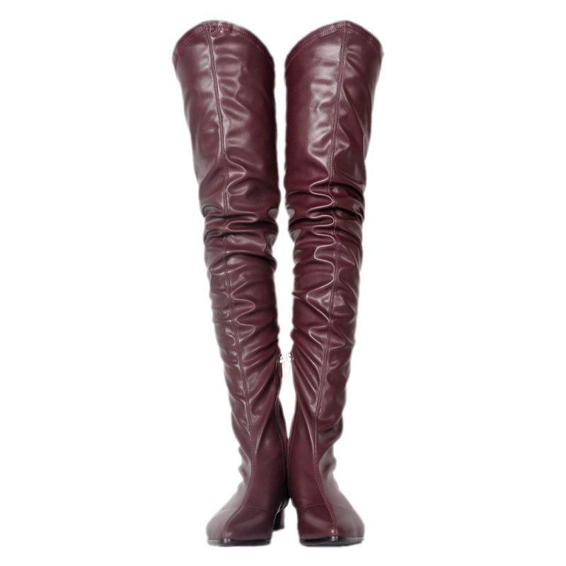 Ericdress Best-Selling Fall&Winter Plain Women's Thigh High Boots