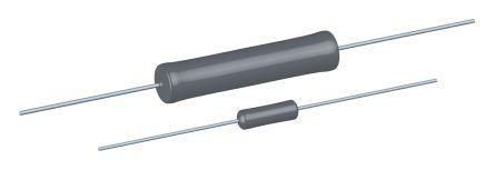 Vishay 250mΩ Wire Wound Resistor 1W ±1% RS01AR2500FE12