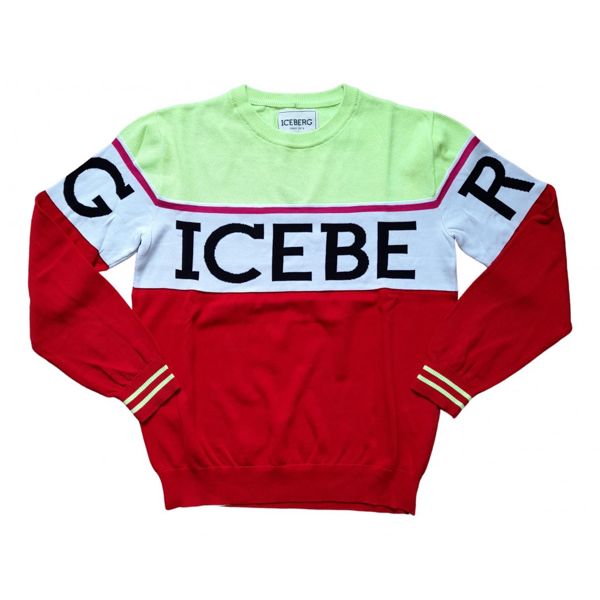 Iceberg \N Pullover.Westen.Sweatshirts  in Baumwolle