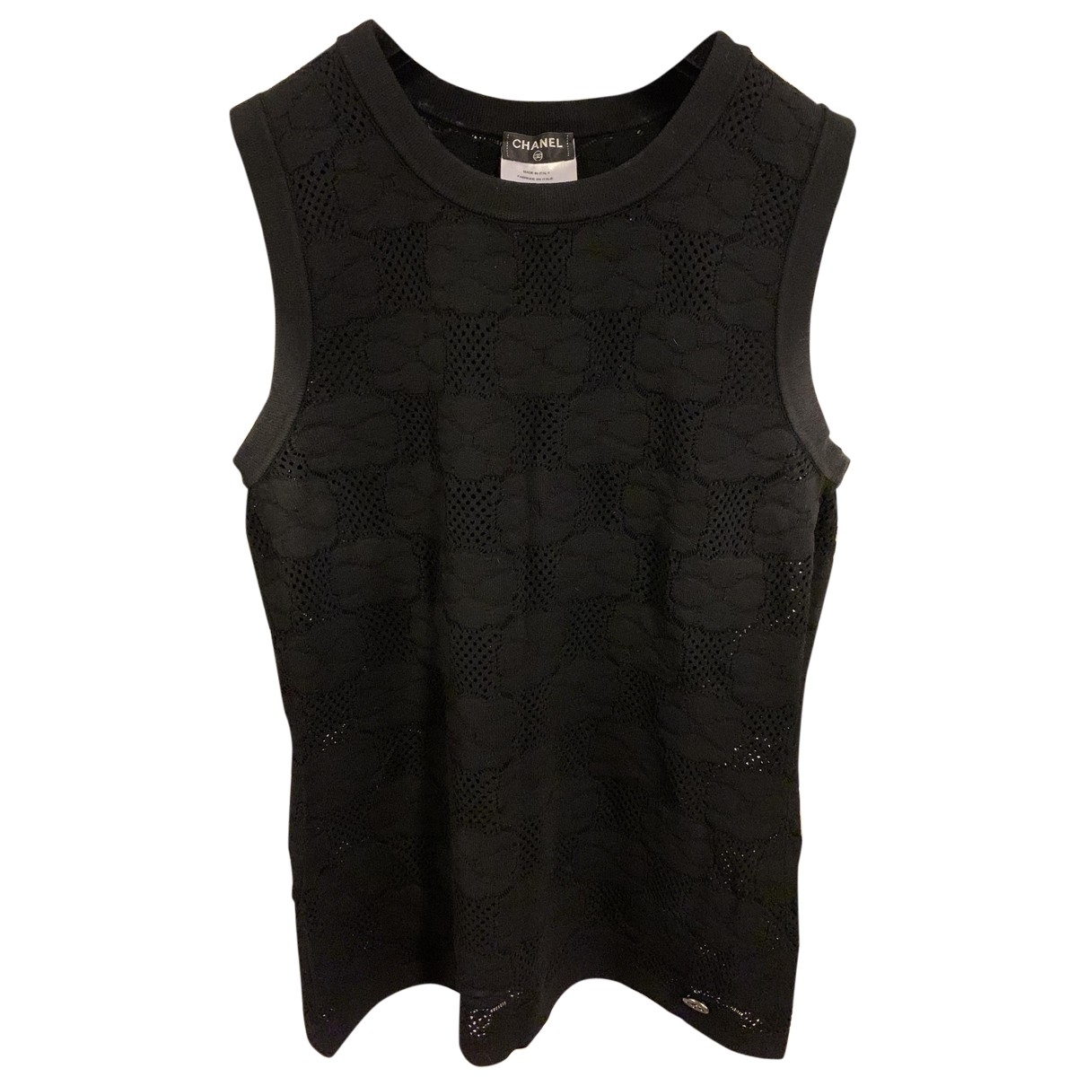 Chanel \N Black  top for Women 36 FR