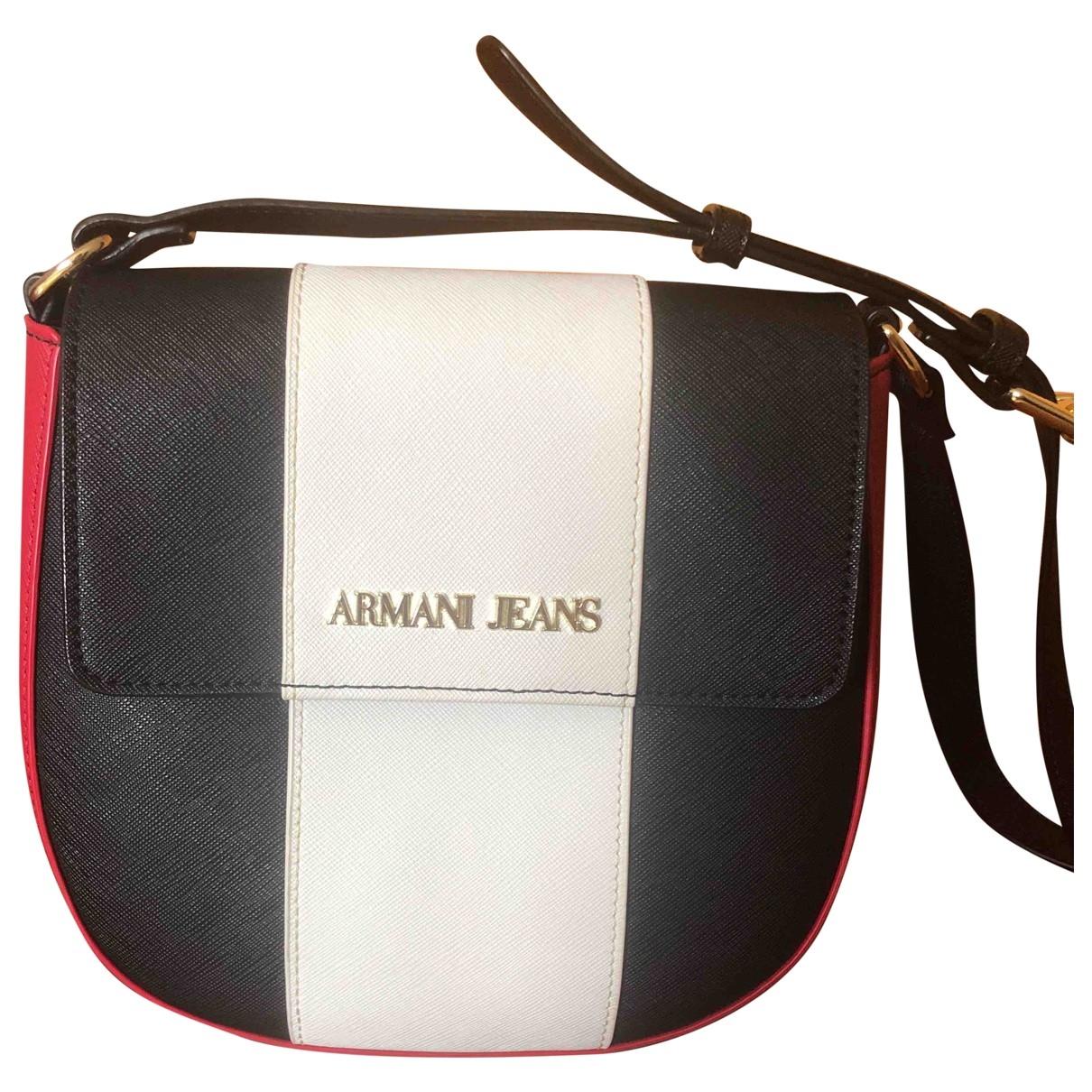 Armani Jeans \N Multicolour Patent leather handbag for Women \N