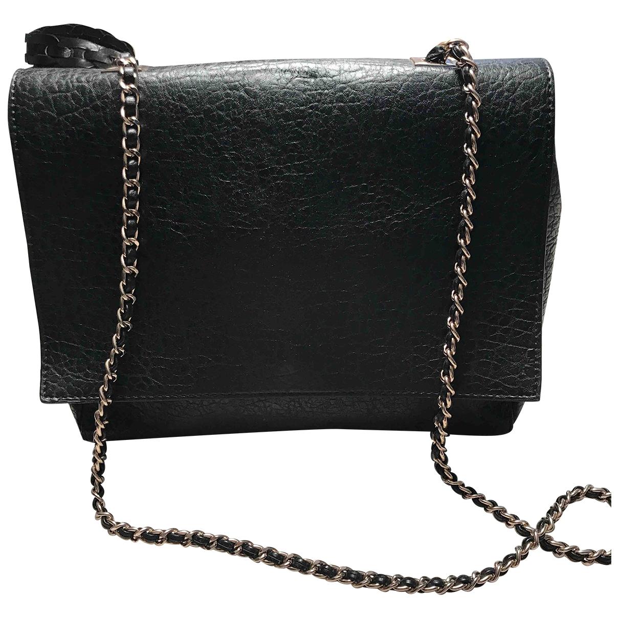Zara - Pochette   pour femme - noir