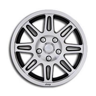 Jeep 2007-2013 Jeep JK Wheel, 17X7.5 with 5 on 5 Bolt Pattern - Machined (Machined) - 82210862
