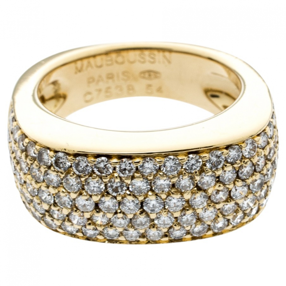 Mauboussin \N Ring in Gelbgold