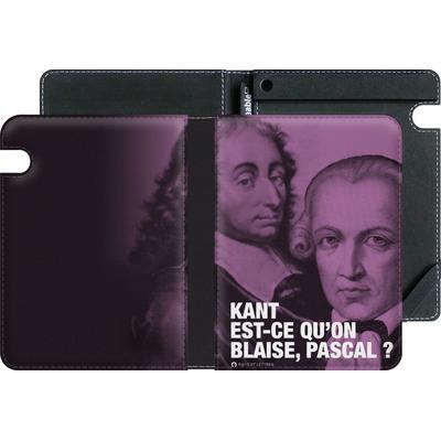 Amazon Kindle Voyage eBook Reader Huelle - Kant Blaise Et Pascal von Fists Et Lettres