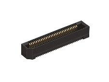 Hirose , ER8 0.8mm Pitch 20 Way 2 Row Straight PCB Socket, Surface Mount, Solder Termination (500)
