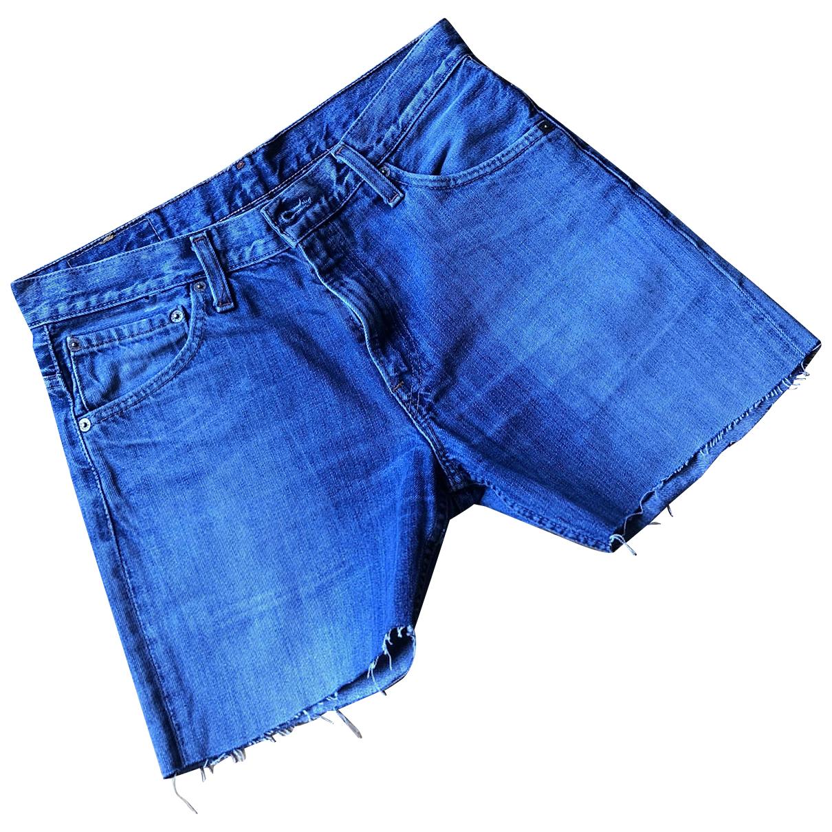 Levi's \N Blue Denim - Jeans Jeans for Women 32 US