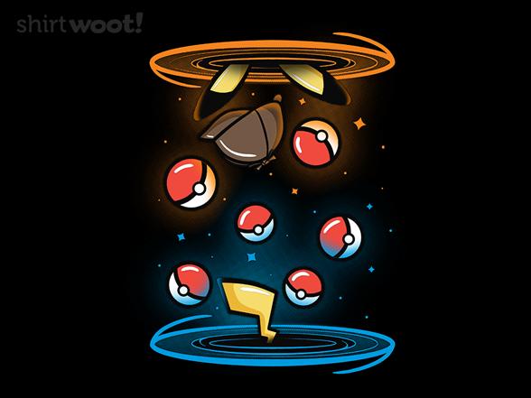 Portal Detective T Shirt