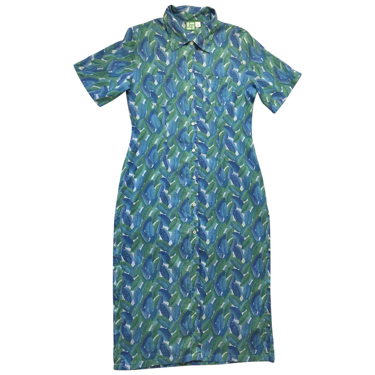 Maxi vestido Oversize Non Signe / Unsigned