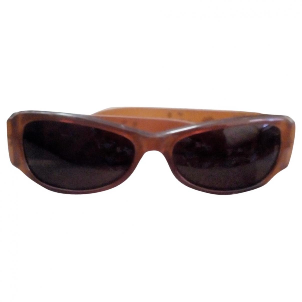 Nina Ricci \N Brown Sunglasses for Women \N