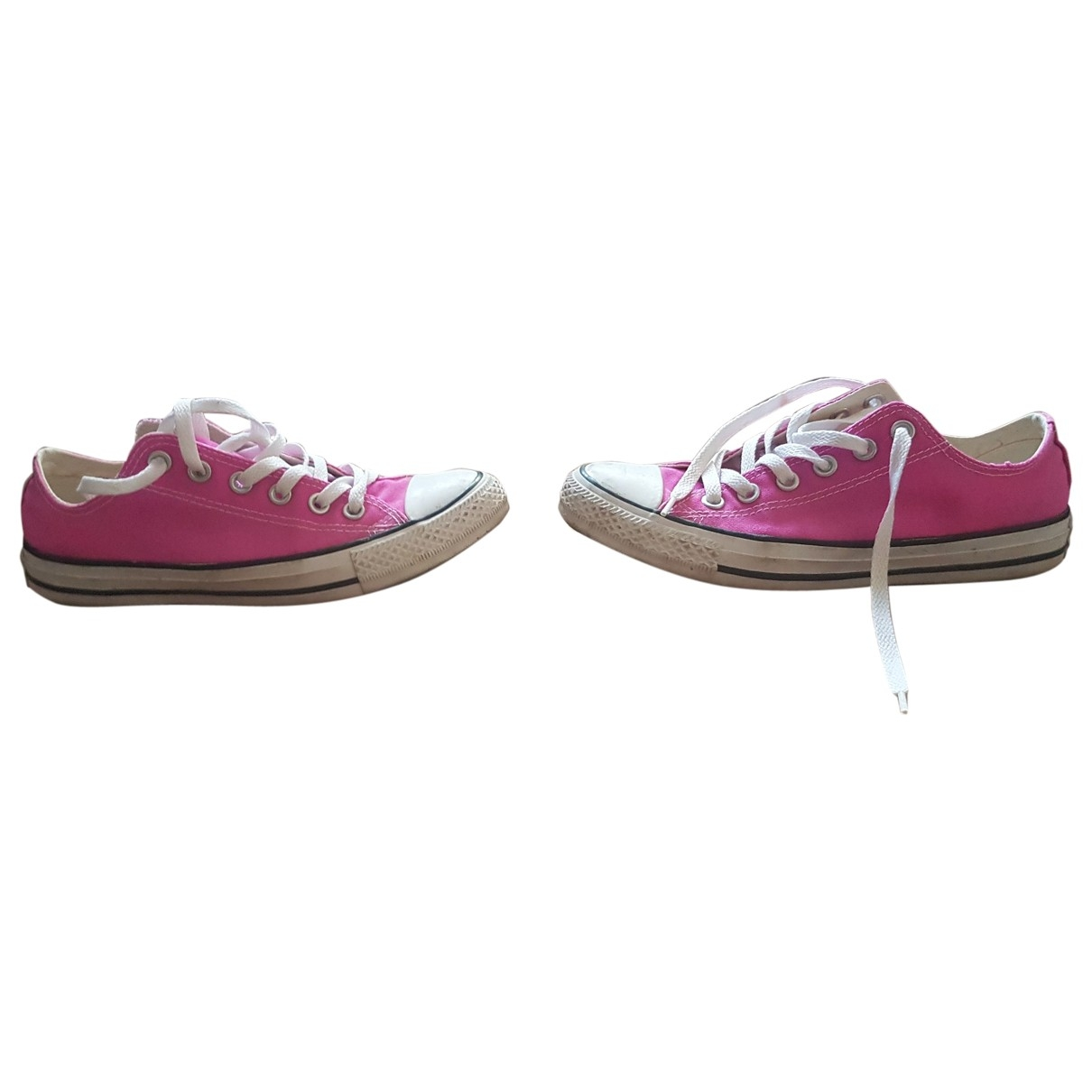 Converse \N Pink Cloth Trainers for Women 39 EU