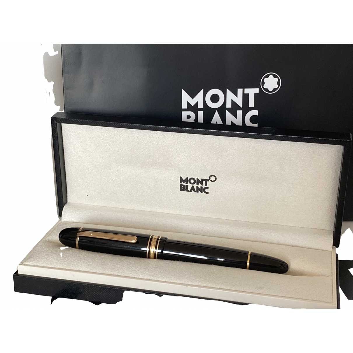 Montblanc \N Accessoires und Dekoration Schwarz