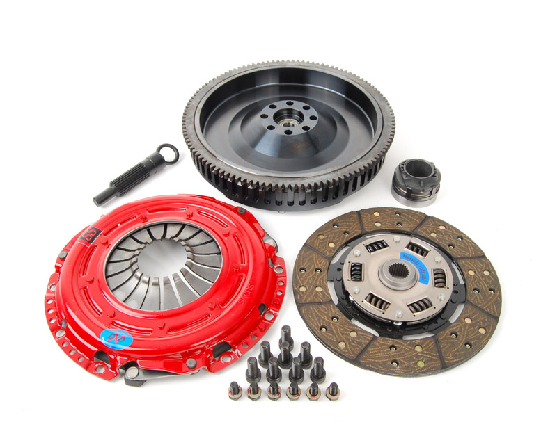 South Bend KTY14-SS-O Clutch Kit Stage 3 Daily Toyota Celica 4 Cyl 1.8L 2ZZ 1ZZ 5SPD | 6SPD 00-03