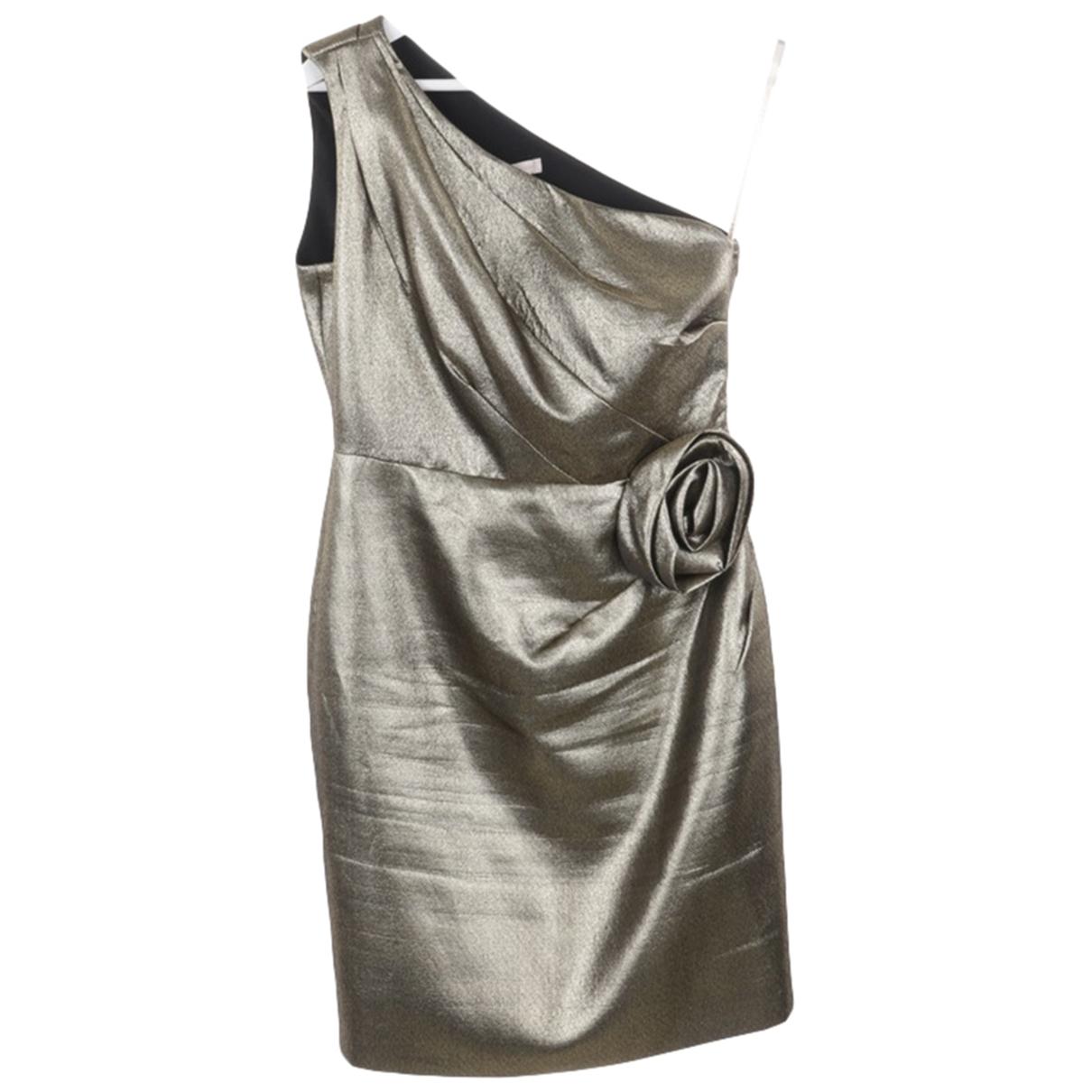 Halston Heritage - Robe   pour femme - metallise