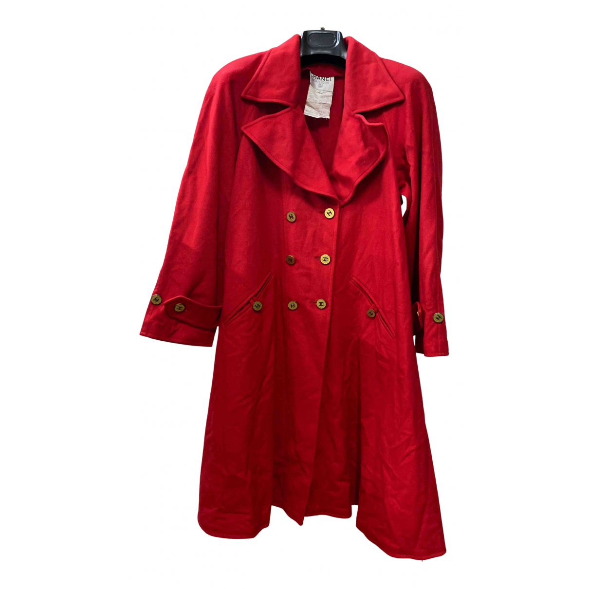 Chanel - Manteau   pour femme en cachemire