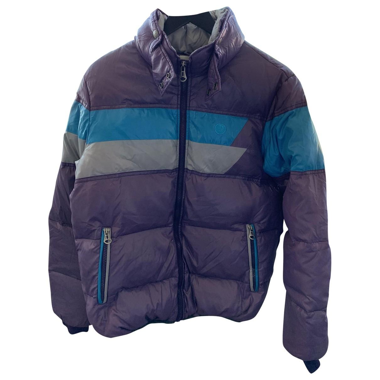 Diesel - Manteau   pour femme - violet