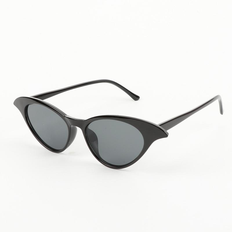 Ericdress 2018 Fashion Top Cat Eye Women Colour Luxury Flat Sunglasses UV400