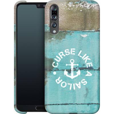 Huawei P20 Pro Smartphone Huelle - Curse Like A Sailor von Statements