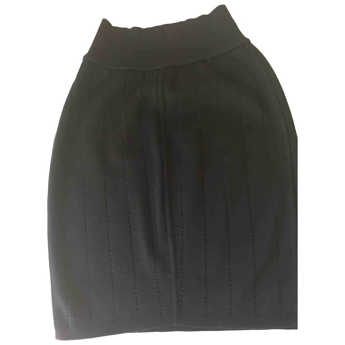 Falda de Lana Alaia