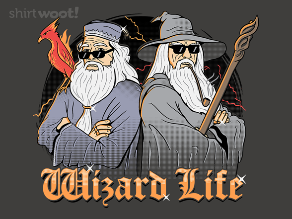 The Wizard Life T Shirt