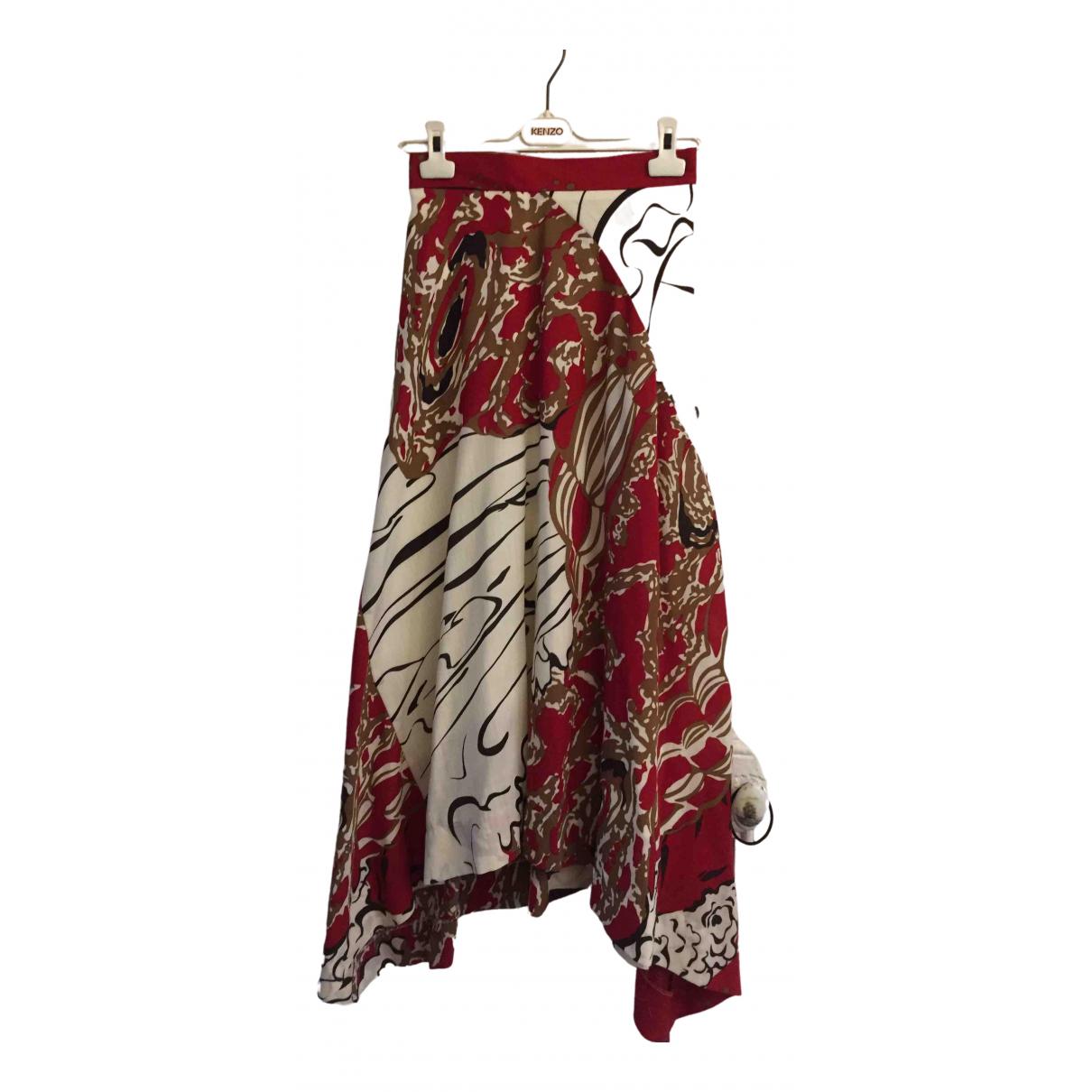 Vivienne Westwood Red Label - Jupe   pour femme en laine - blanc