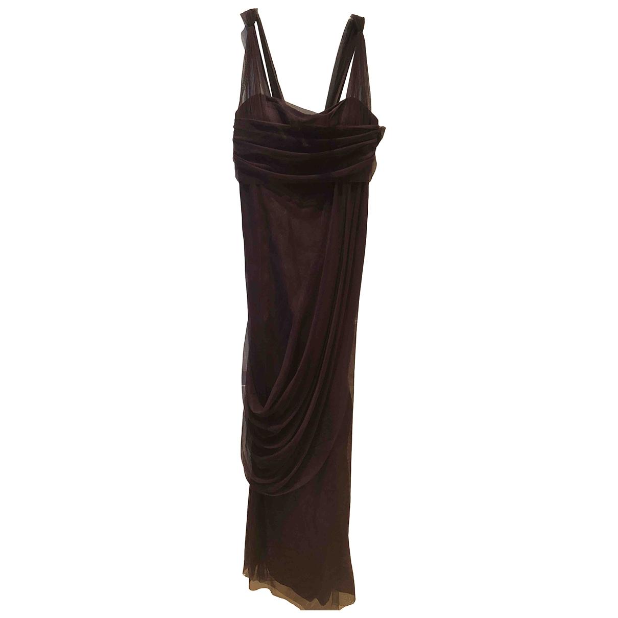 Vera Wang \N Silk dress for Women 10 UK