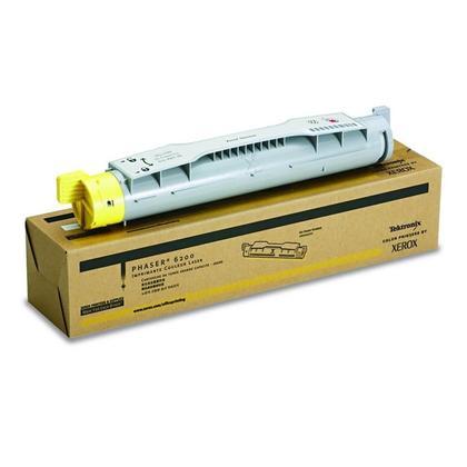 Xerox 016-2007-00 cartouche de toner originale jaune haute capacité