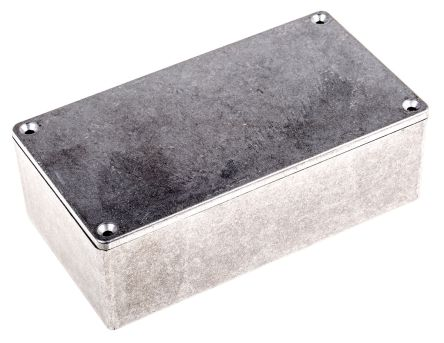 Hammond 1590, Die Cast Aluminium Enclosure, IP54, Shielded, 153 x 83.1 x 50.4mm