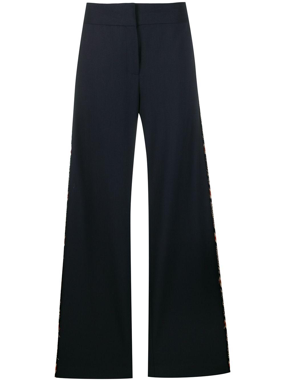 Blend Wool Trousers