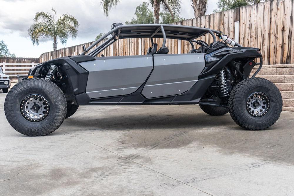 Madigan Motorsports X3-ODK-4 4-Seat Door Kit Can-Am Maverick X3