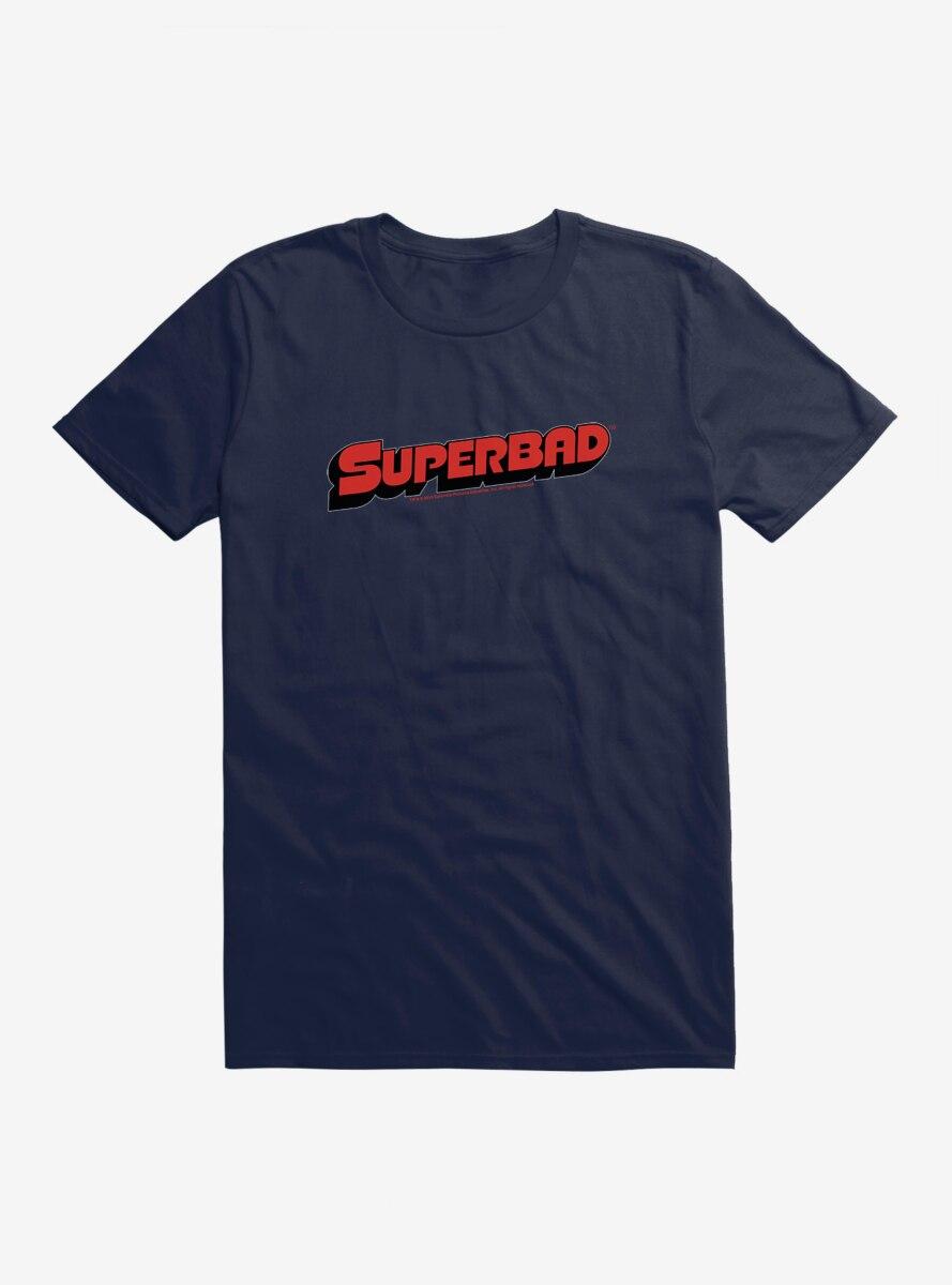 Superbad Name Logo T-Shirt