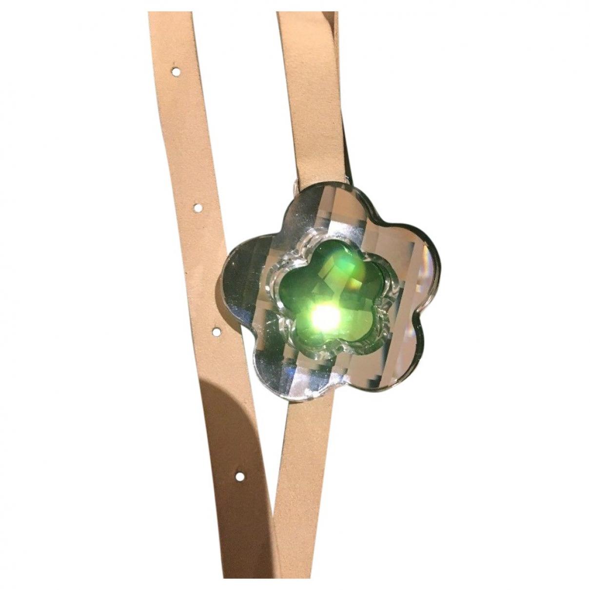 Swarovski \N Green Crystal necklace for Women \N