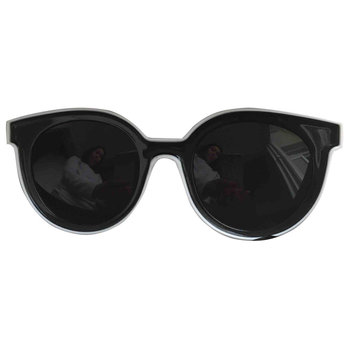 Carolina Herrera \N Sonnenbrillen in  Schwarz Kunststoff