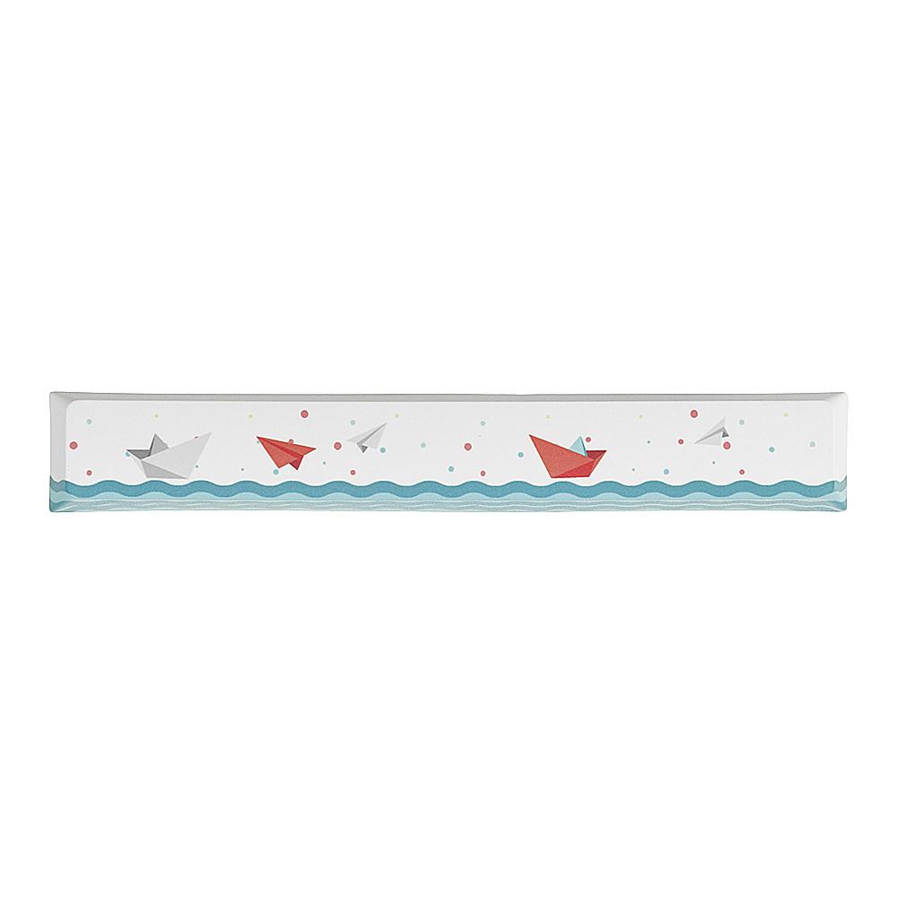Five-sided Dyesub PBT Voyage Space Bar 6.25u Novelty Keycap
