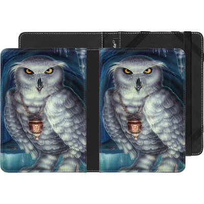 Kobo eReader Touch eBook Reader Huelle - Ed Beard Jr - Wizard Messenger Owl von TATE and CO