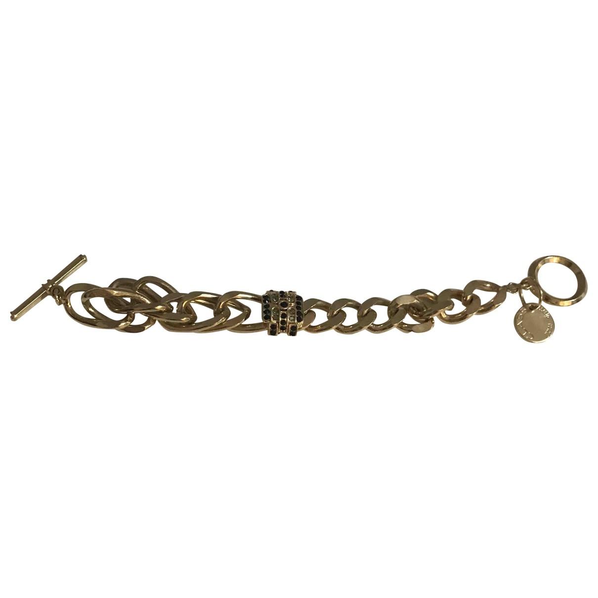 Class Cavalli - Bracelet   pour femme en metal - dore
