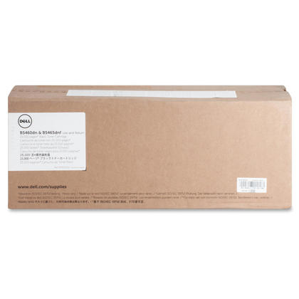 Dell 331-9756 X5GDJ 71MXV Original Black Return Program Toner Cartridge High Yield
