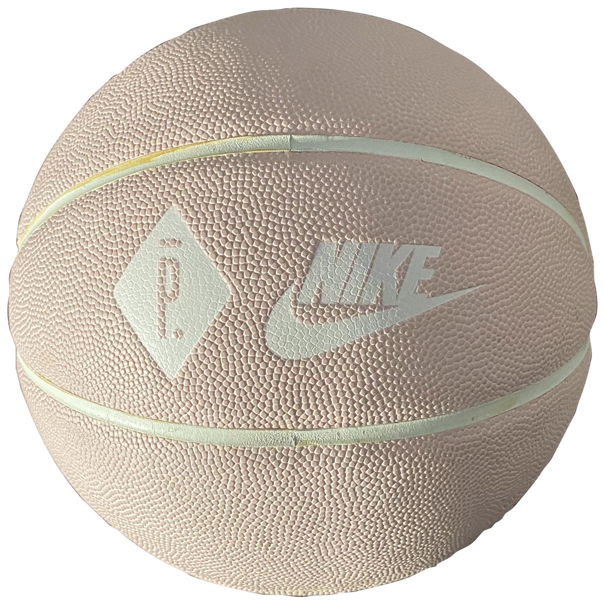 Nike X Pigalle - Ballons   pour lifestyle en cuir - rose