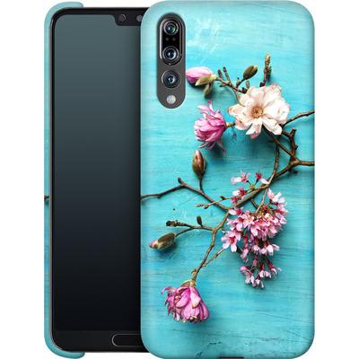 Huawei P20 Pro Smartphone Huelle - Flowers of Spring von Joy StClaire