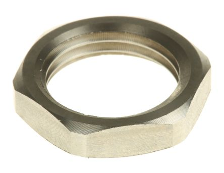 RS PRO Stainless Steel Locknut for use with Temperature Sensor, 1/2 BSPP