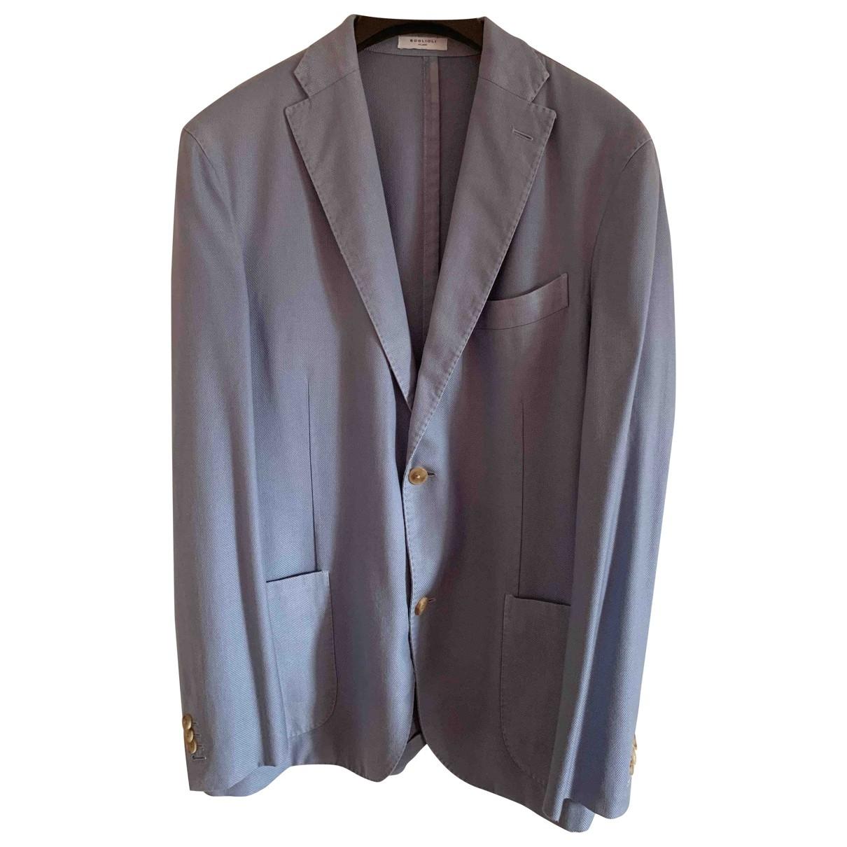 Boglioli \N Wool jacket  for Men 52 IT