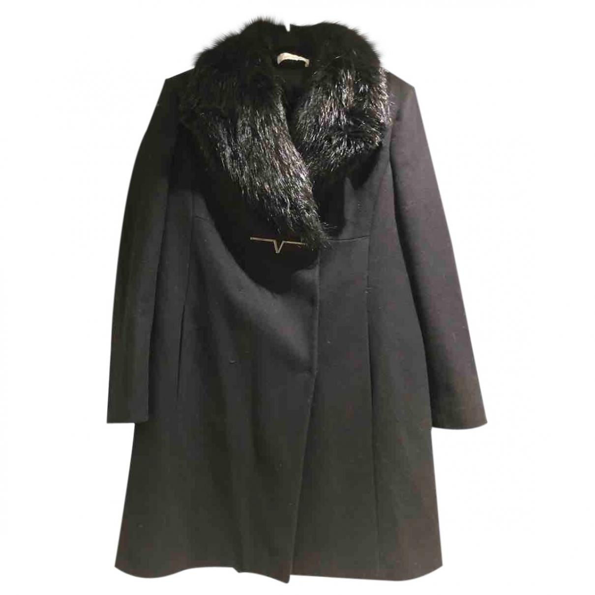 Abrigo de Lana Versace