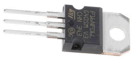 STMicroelectronics N-Channel MOSFET, 16 A, 60 V, 3-Pin TO-220  STP16NF06L (10)
