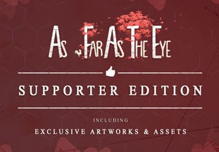 As Far As The Eye - Supporter Pack DLC EU Steam Altergift