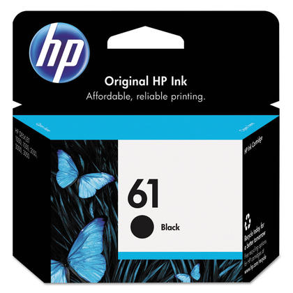 HP 61 CH561WN Original Black Ink Cartridge